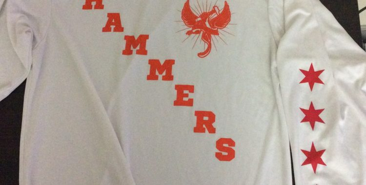 Hammers long sleeve